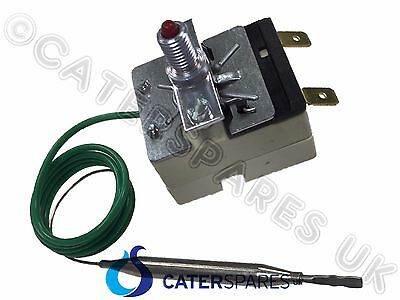 EGO 55.13519.190 LIMIT SAFETY OVERHEAT RESET THERMOSTAT 60oC 5513519190 60 DEG