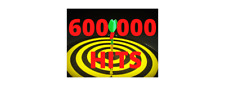 600000 Hits In Your Website