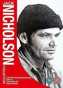 Jack Nicholson - Uno Flew Sopra The Cuckoos Nest / Batman / Secchio List / Mars