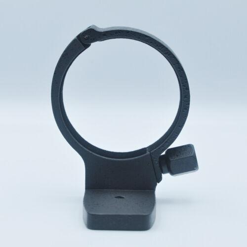 Anillo de trípode cámaras Soporte de lente de aleación de aluminio durable útil práctico