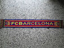 d14 sciarpa BARCELONA FC football club calcio scarf bufanda echarpe spagna spain