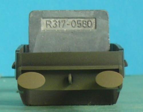 NEW HORNBY S9702W WEATHERED CLASS 35 DIESEL CHASSIS METAL SPRUNG BUFFERS SPARES
