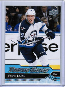 16-17-UD-SERIES-2-HOCKEY-YOUNG-GUNS-ROOKIE-RC-CARDS-451-500-U-Pick-From-List