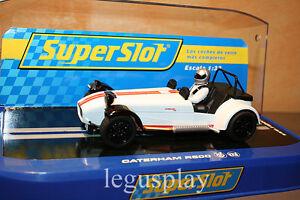 Slot SCX Scalextric Superslot H3093 Caterham 7 R500 - New