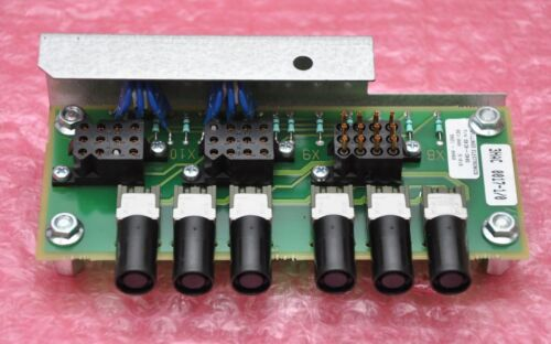 ABB Roboter Control Board  Typ 3HAC 0017-1//0 Vellinge Electronics