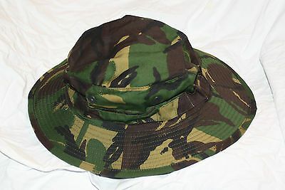 Genuine British Army Jungle / Bush (Boonie) Camo Combat hat new or used