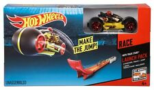 Hot Wheels Moto Track Race Stars Launch Pack & Vehicle New/Sealed!! Toy BGX57