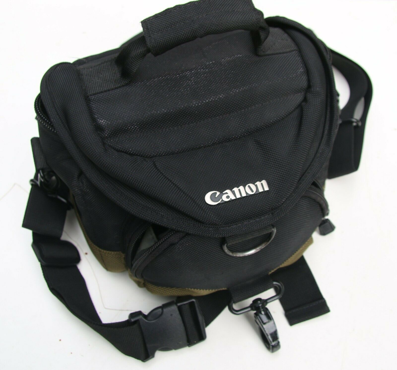Canon padded Equipment / Gadget Bag with strap in excellent condition.