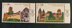 Stamp-United-Nations-Geneve-Stamp-Yvert-Tellier-N-653-amp-654-N-MNH-Cyn36