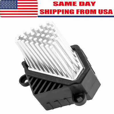 URO Parts For BMW 64116923204 E46 E83 330i 325i X3 Blower Motor Resistor