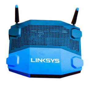 linksys wrt1200ac 1 3gbps 4 port wireless router wrt1200acau ebay