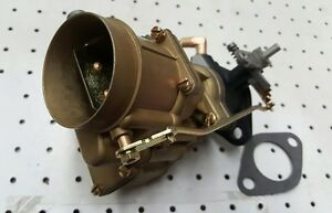 Stromberg single barrel carburetor