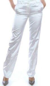 JC-de-CASTELBAJAC-Hose-Pants-Trousers-weiss-white-blanc-bianco-NEU-mit-Etikett