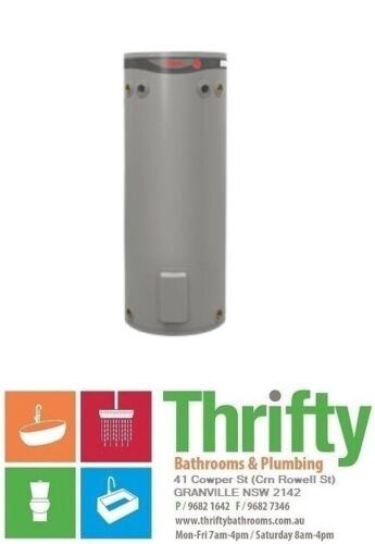 Rheem 125L Electric Hot Water Tank 12 Year Warranty
