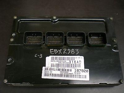 2006 Chrysler Sebring Dodge Stratus ecm ecu computer P05094308AF