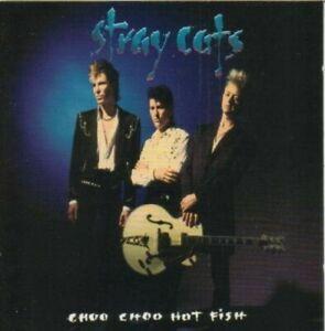 Stray-Cats-Choo-Choo-Hot-Fish-CD-NEW-SEALED-1992-Rockabilly-Mystery-Train