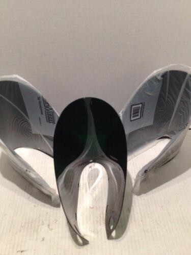 Honeywell 4199IRUV5 Molded Extended IR//UV Shade 5 Face Shield OEM Lot of 3