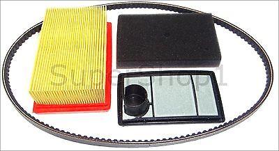 4 Air Filters Plus 4 Inner Filters Plus 4 Pre-Filters For Stihl Air Filter 4223 141 0300 Inner Filter 4223 140 1800 Pre-Filter 4223 141-0600