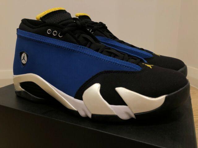 Size 9.5 - Jordan 14 Retro Low Laney