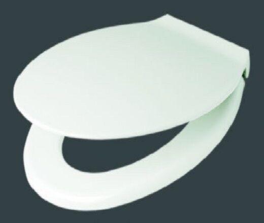 PAGETTE Exklusiv WC-Sitz Farbe ägäis mit mit mit Edelstahl-Befestigung Nr.790821678  Neu | Shopping Online  203409
