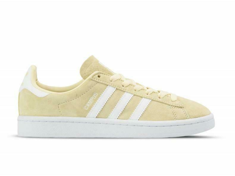 Adidas Originals Campus Trainers zapatos Mens Beige Various Tallas-DB0546