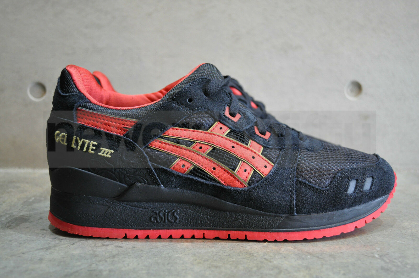 ASICS Gel-Lyte III Women's - Pack 'Haters' Valentines Day Pack - 6cc9d0