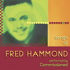 Songs of Fred Hammond by Commissioned (CD, Sep-2005, Artemis Gospel)