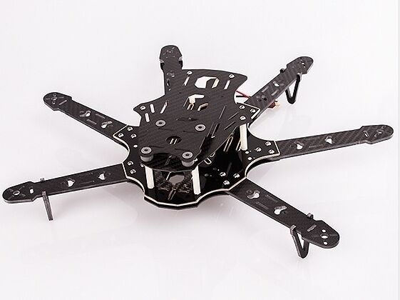 Argonaut aq370 premiere FPV Set Hexacopter