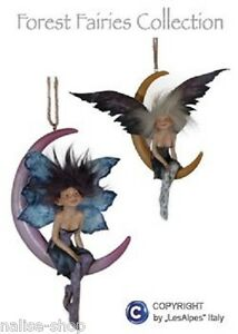 Fate-Les-Alpes-Forest-Fairies-Faerie-Seated-on-Moon-20cm-Resin-019-3022