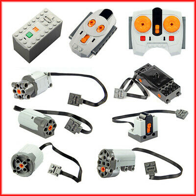 Technic Parts For Lego Kits Servo Motor Pf Rc Car Building Blocks Model Sets Diy Ebay