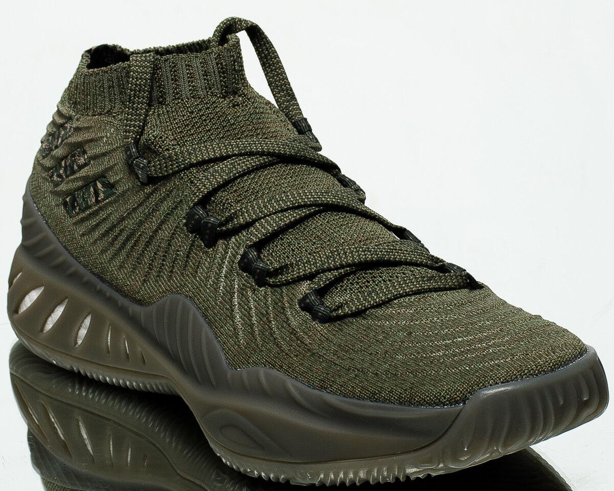 Adidas Crazy Explosive 2017 Primeknit Low Uomo basketball NEW trace cargo DB0552