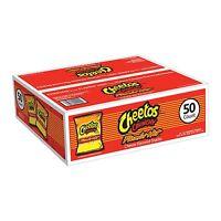 Cheetos Flamin' Hot 1 Oz. Bags, 50 Ct