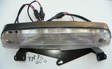 EZ GO GOLF CART HEAD LIGHT BAR & BRACKETS ezgo HALOGEN & AMBER LIGHTS #ELBBKT