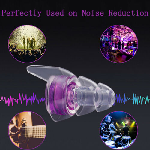 Soft silicone noise cancelling ear plugs for sleeping concert hearsafe earplug..