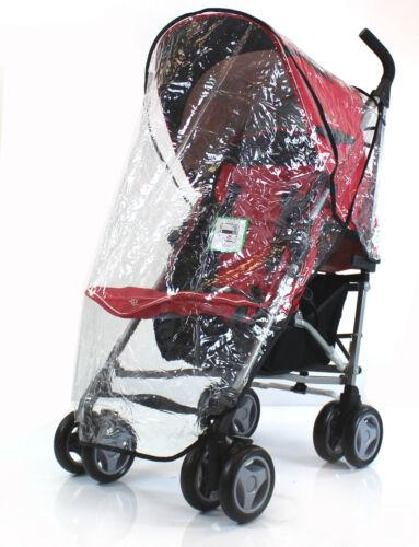 GENUINE Mamas /& Papas UNIVERSAL VOYAGE KATO2 TOUR2 Buggy Pushchair RAINCOVER New