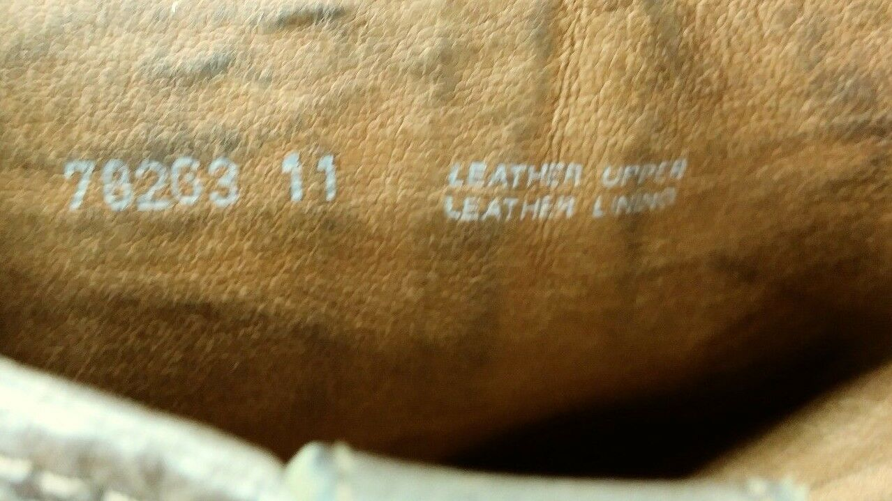 J. Crew womens Boots Tall 78263 US 11 Brown Leather Pull On Riding Italy 3876