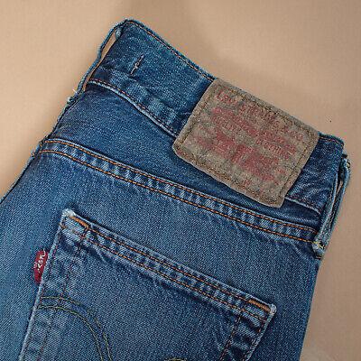 2019 Ultimo Disegno Vintage Levi 559 Marissa Jeans Blu Bootcut Quadrato Delle Donne (patchw 28l34) W 30 L 31-mostra Il Titolo Originale Rendere Le Cose Convenienti Per Le Persone