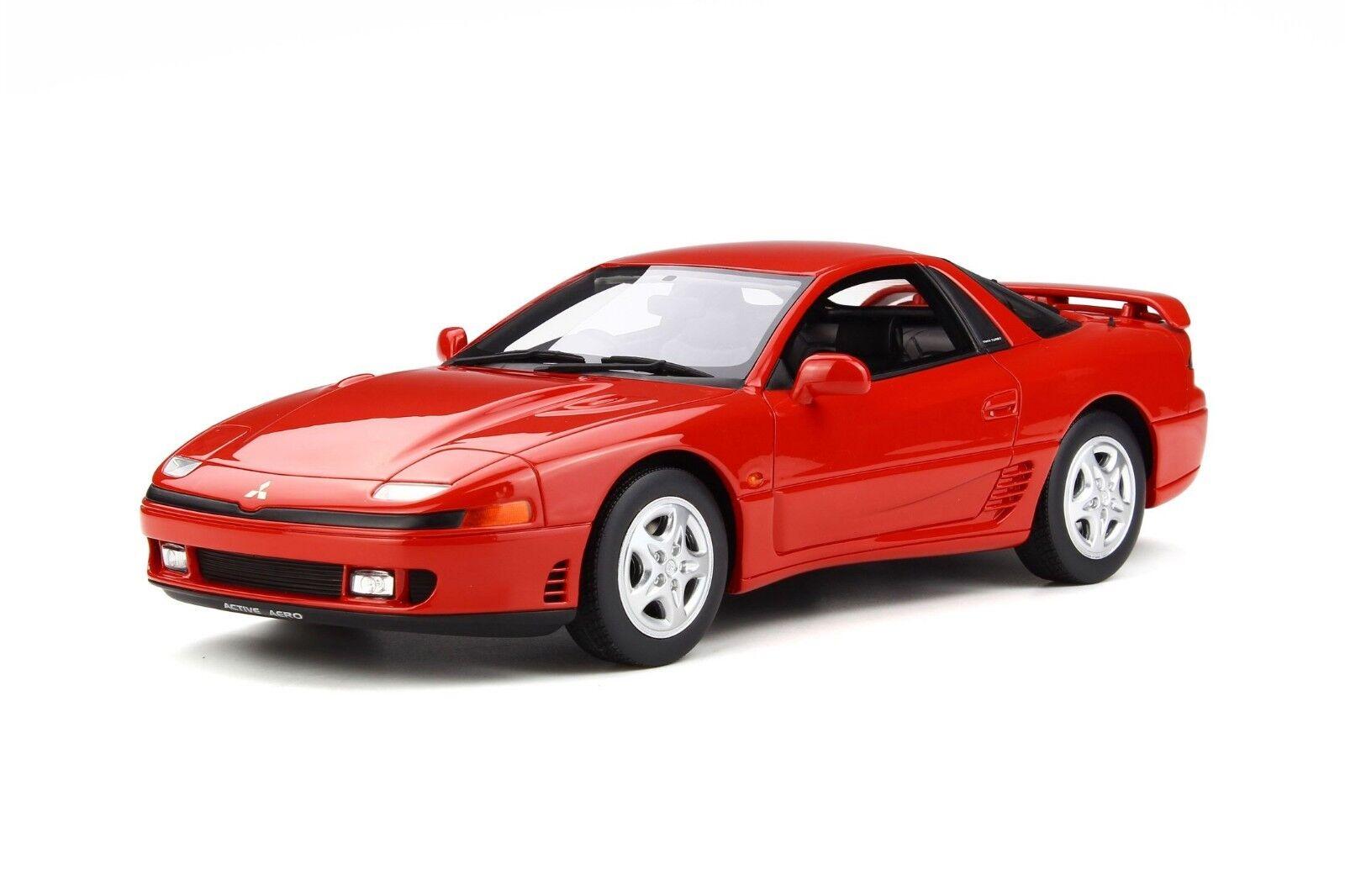 prima qualità ai consumatori MITSUBISHI GTO GTO GTO TWIN TURBO rosso LTD 1,500 PCS 1 18 modello auto BY OTTO MOBILE OT233  per il tuo stile di gioco ai prezzi più bassi