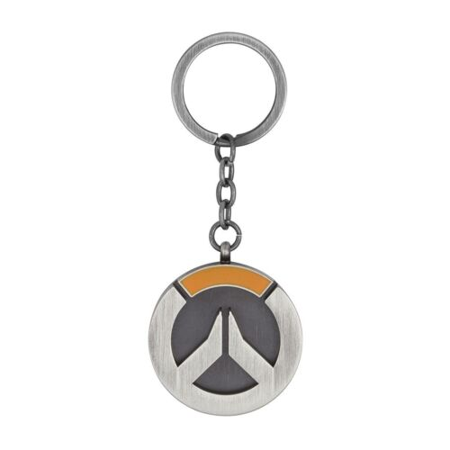 Schlüsselanhänger Lizenzware NEU/&OVP Overwatch Original Logo