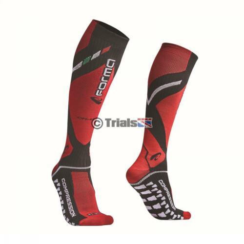 Forma Off-Road COMPRESSION Riding Socks Trials//MX//Enduro//Offroad