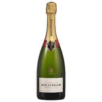 Bollinger Special Cuvee bottle Pinot Noir Chardonnay Pinot Meunier Wine 750mL