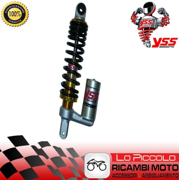 29401303 Yss Ammortizzatore Posteriore Gas Yss Peugeot Squab 50 1995 1997 In Pain