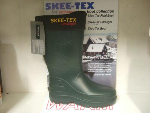 New skeetex lightweight boots size 10 uk