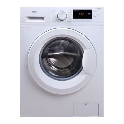 LOGIK L1016WM18 10 kg 1600 Spin Washing Machine - White - Currys