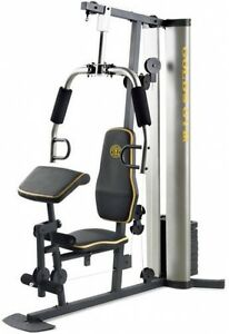 Image Is Loading Home Gym Machine Weight Bench Strength Training Full