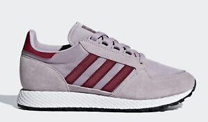 Damen Schuh Details Echtledertextil Forest Neu Grove Frauen Sneaker Zu Cg6111 Adidas edWrxCoB