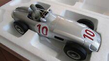 MERCEDES BENZ F1  W196 N 8 WINNER NETHERLAND GP 118000000008 1//18 I-SCALE