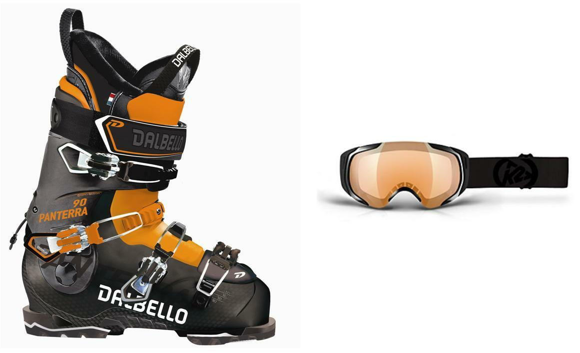 Dalbello Panterra  90 ski boots size 28.5 (inc GOGGLES at BIN) CLEARANCE NEW 2018  best sale