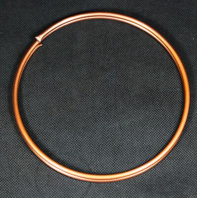 Business & Industrie Geglüht Hochglanzpoliert Heizung Kupferrohr Weich 3mm X 0,5mm 1m Ring