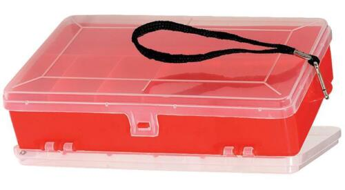 1114859 Large Abu Garcia Double Sided Tackle Box